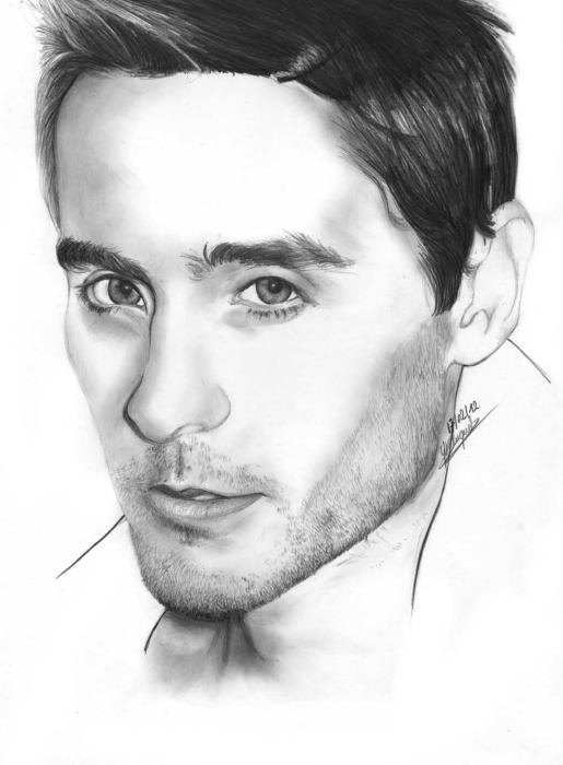Jared Leto par Yann